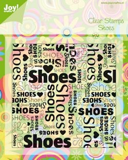 Joy!Crafts stempel shoes