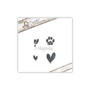 Magnolia stempels - Dieren serie - animal love kit
