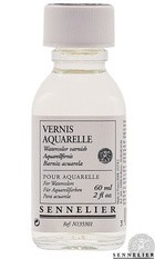 Sennelier Watercolour vernis 60 ml - 2 fl oz