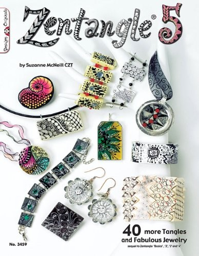 Zentangle boek 5