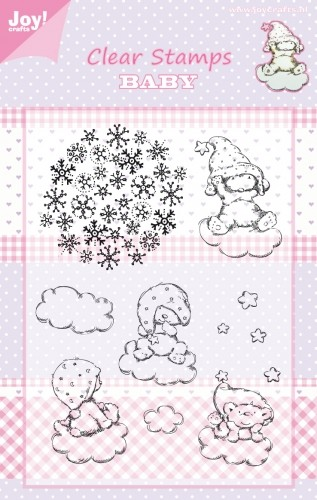 Joy!Crafts Stempel - winterberen