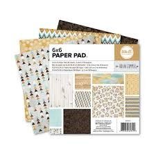 Indian Summer Paperpad WeR memory keepers