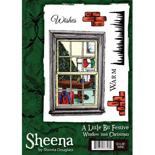 Sheena Douglass christmas elements