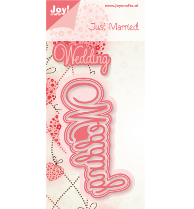 Joy!Crafts - Noor!Design - Wedding snijmal