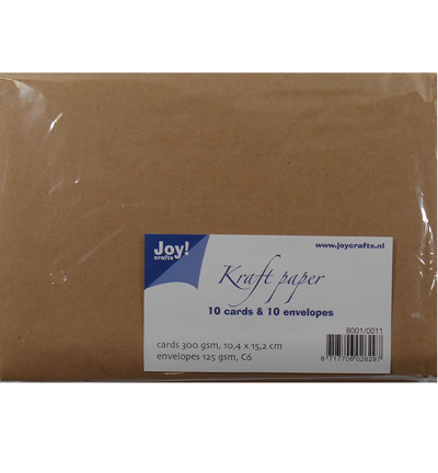 Joy!Crafts - Noor!Design - Kaart 10,4x15,2 / enveloppe C6