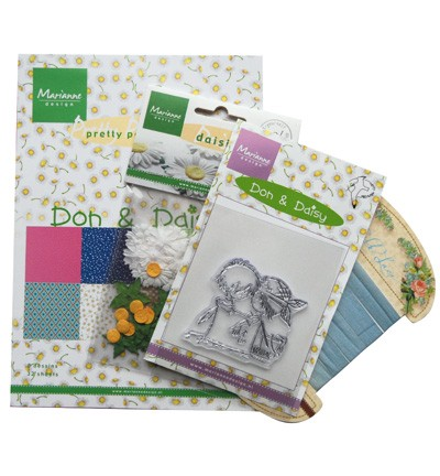 assortipakket don en daisy - marianne design