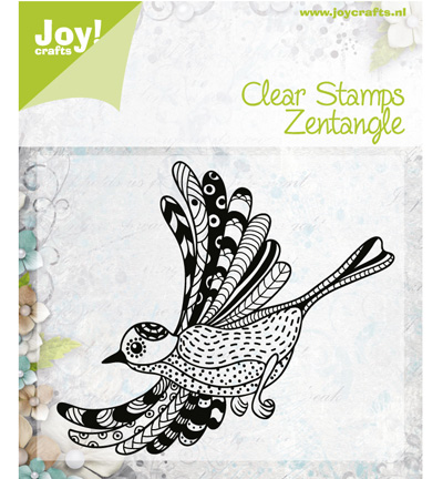 Zentangle bird - Joy!Crafts - Noor!Design
