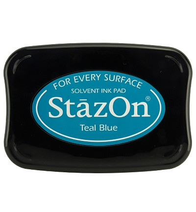 StaZon Ink - Teal Blue