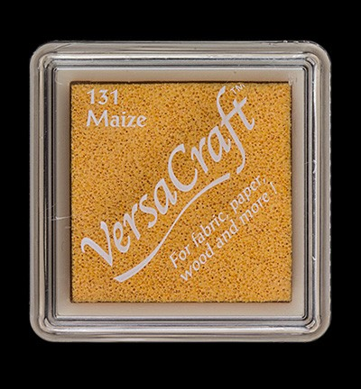 VersaCraft klein - Inkpad-Maize