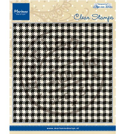 Marianne Design Anja's plaid