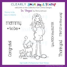 Your next stamps - mommy