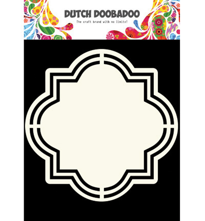 Dutch DooBaDoo Dutch Shape Art Shape Art Square 2