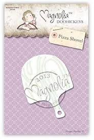 Snijmal - Magnolia Doohickey Cutting Die LI15 - Pizza Shovel