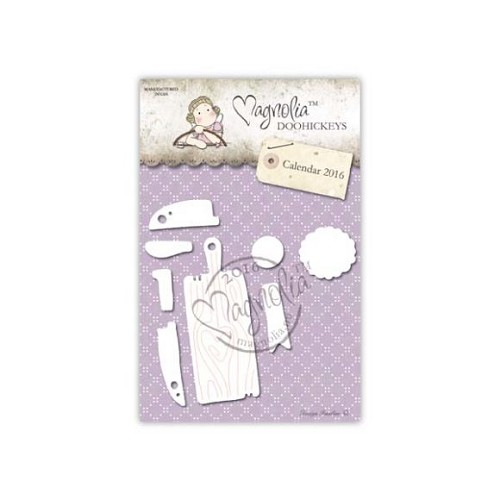Magnolia Medallions & Cutting Board