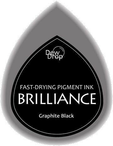 Brilliance dew drops graphite black