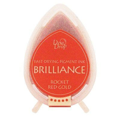 Brilliance dew drops rocket red gold