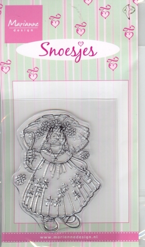 Marianne Design - Clear Stamp Snoesje