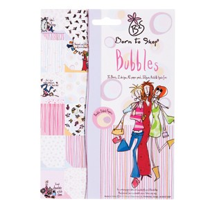 Docrafts Paper Pack - Bubbles (A5 formaat)