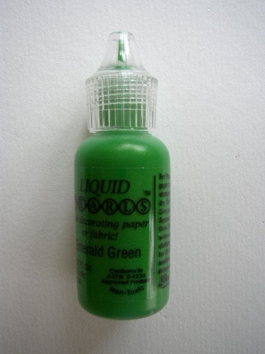 Liquid Pearls Emerald Green