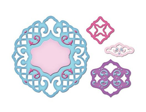 Shapeabilities Pendants - Lattice