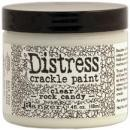 Distress crakle paint 118 ml. clear rock candy