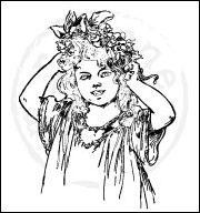 Marianne Design - Cling Stamp Lady