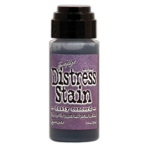 Distress stain (ranger) - dusty concord - tdw29830
