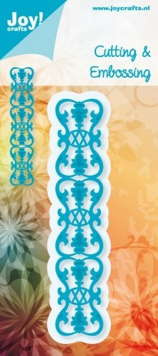 Joy! Crafts - Noor! Design - Border Franse lelie