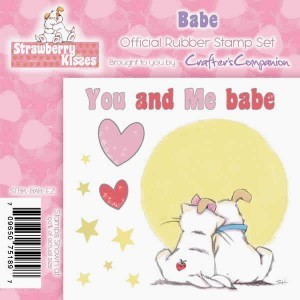 Strawberry kisses - babe - you and me babe