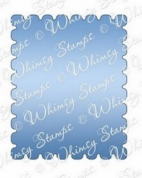 Whimsy stamps - Postage stamp die
