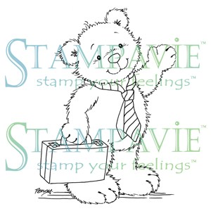 stempel - pen111 - bear business