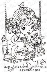 Whimsy stempel - eb1042