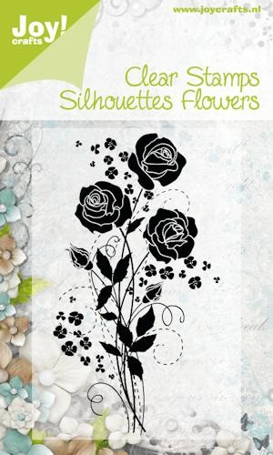 Joy! stempel flowers