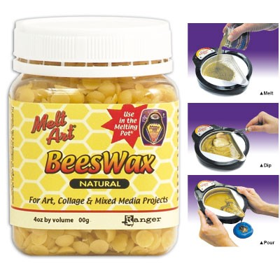 Melt art Beeswax