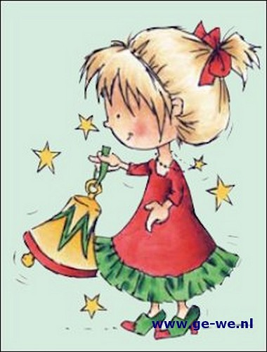 Clear Stamp Daisy`s jingle bells