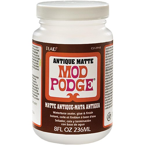 Mod Podge Antique Matte