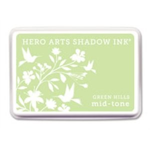 Hero arts shadow inkt - mid-tone - green hills