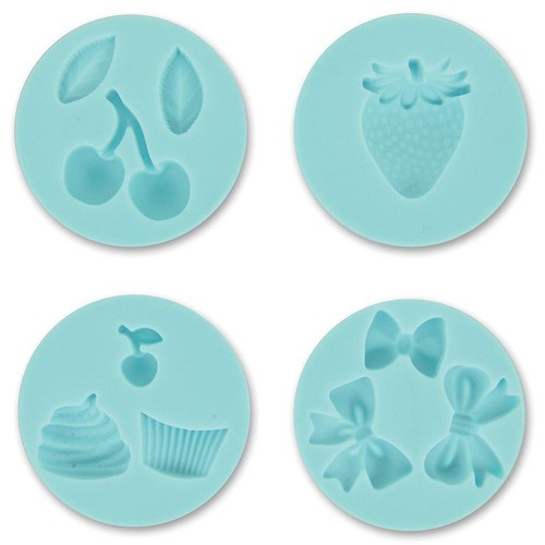 Martha Stewart Crafter`s Clay Silicone Molds
