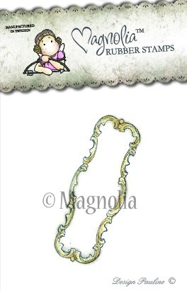 Magnolia kerst stempel 2013 - merry Christmas banner