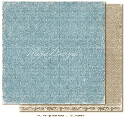 Vintage Frost Basics- Maja Design winter 2013