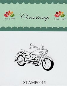 Dixi craft - stempel moter