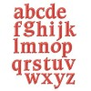 SB Shapeabilities S5-199 Font One Lowercase