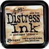 mini distress inkt pads - Antique Linen