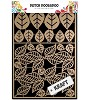 Dutch Doobadoo - Laser Paper Art - Kraft Leaves 2