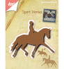 Snijmal- Joy Crafts - Cutting - Ruiter te paard