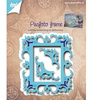 Joy Crafts - Cutting, Embossing & Debossing - Pasfotolijst - Mallen - Cutting / embossing