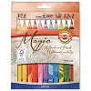 koh-i-noor magic multicolored pencils 12STUKS