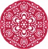 Doily Stans - Waltzing Matilda Lace Doily