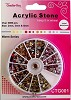Crafts-Too Acrylic Stones Wheel - Warm Series