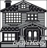 Marianne Design - CR1218 Craftables Victorian house